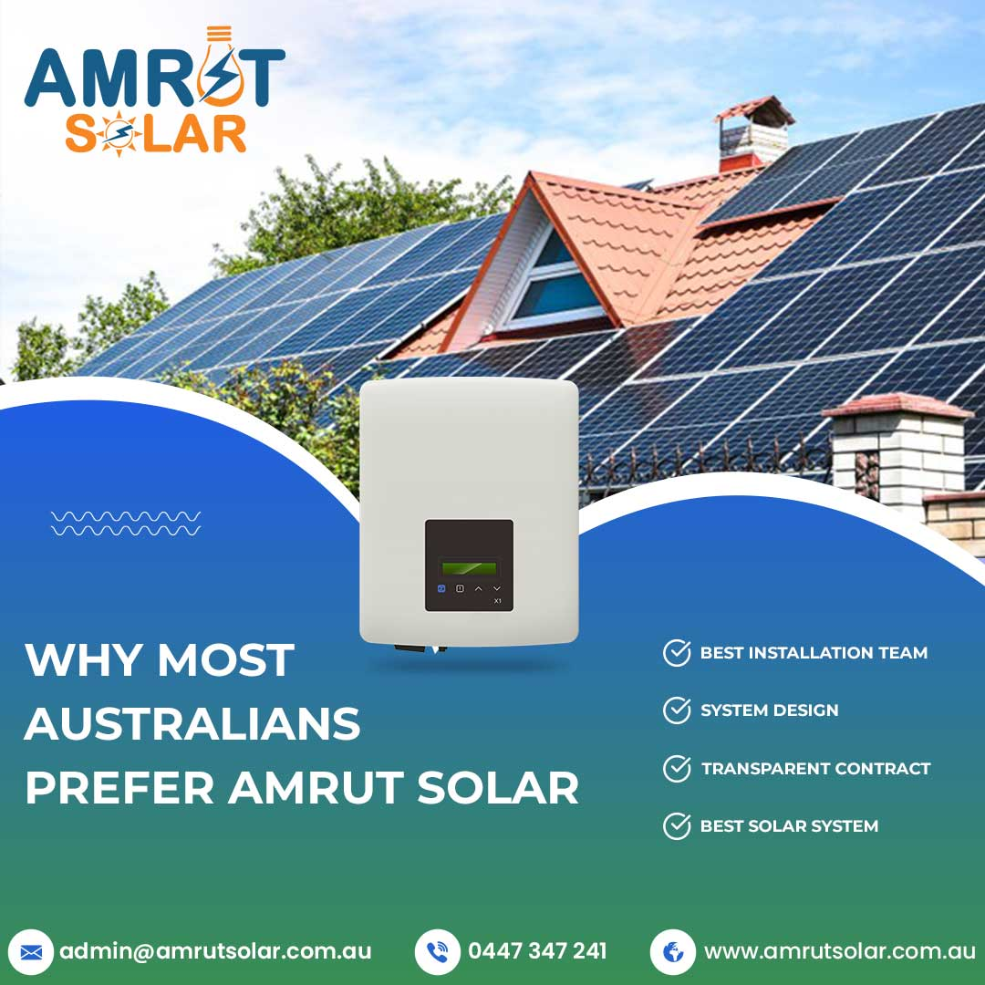 The Best Solar System Melbourne
