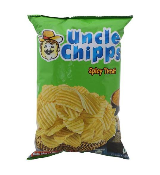 Uncle Chips in Germany Fnb Basket