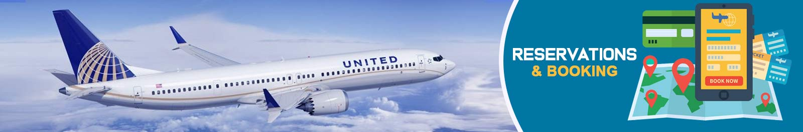 United Airlines Reservations United Airlines Reservation FirstFlyTravel