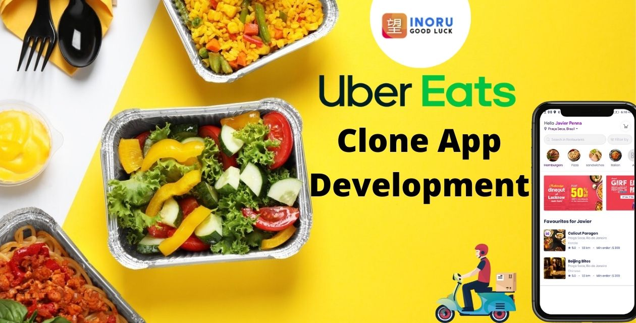 A simple solution with UberEats clone app development for your Food deliver...