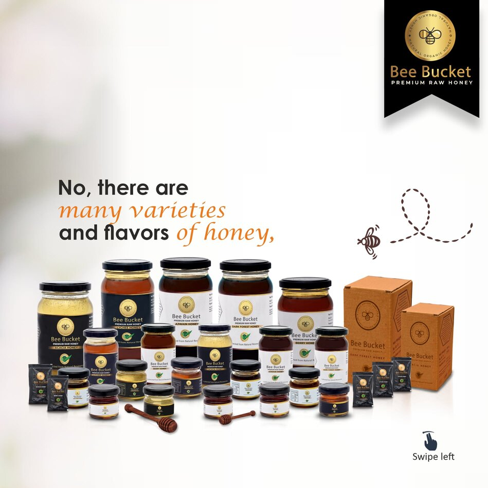 Best honey suppliers in India
