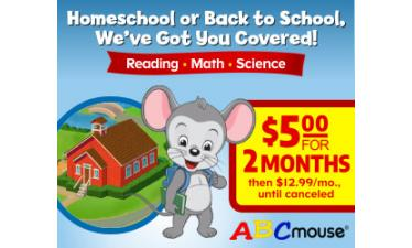 Buy ABCmouse Back to School Sale! Cource online