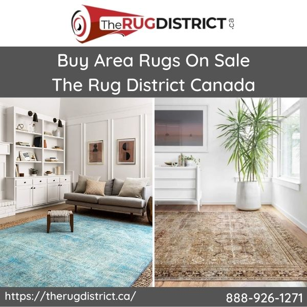 Buy Area Rugs On Sale The Rug District Canada