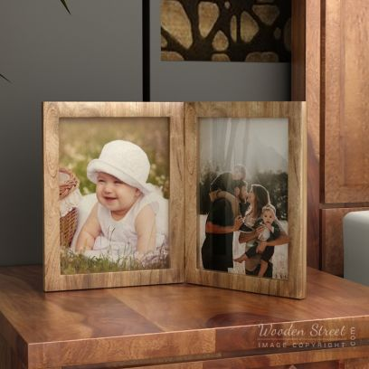 Buy Photo frames online at best prices from WoodenStreet