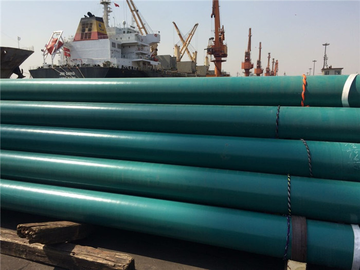 FBE Lining And Coating Steel Pipe53