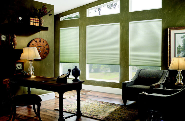Honeycomb blinds special offer