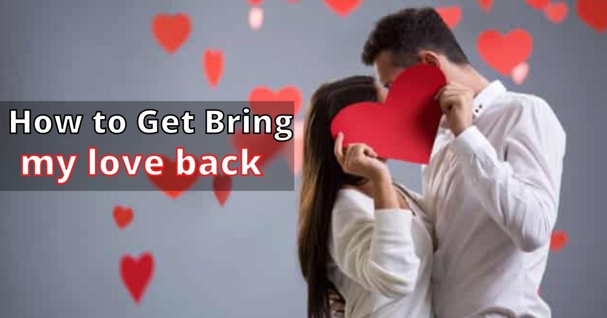 How to Get Bring my love back by Vashikaran Specialist Astrologer