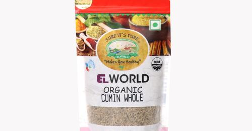 Order the best Organic Cumin From Elworld Agro