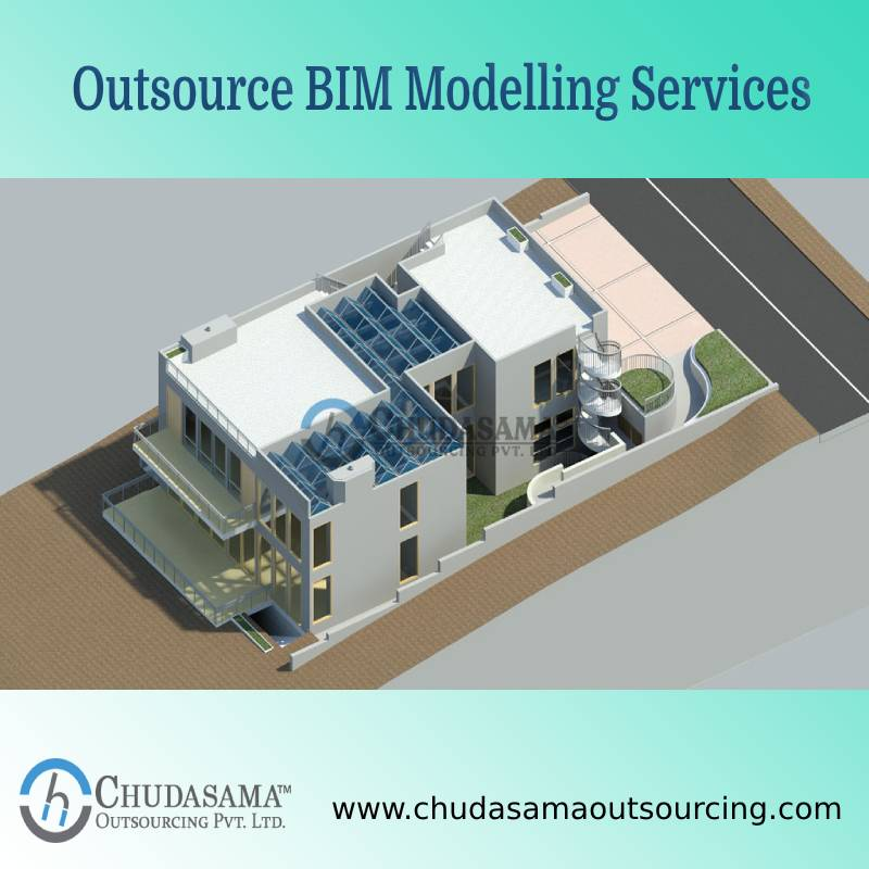 Outsource BIM Modelling Services