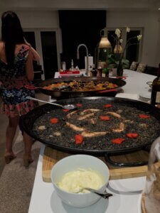 Paella Event Catering New England