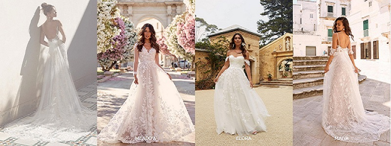 Spectacular Range of Bridal Gowns in London
