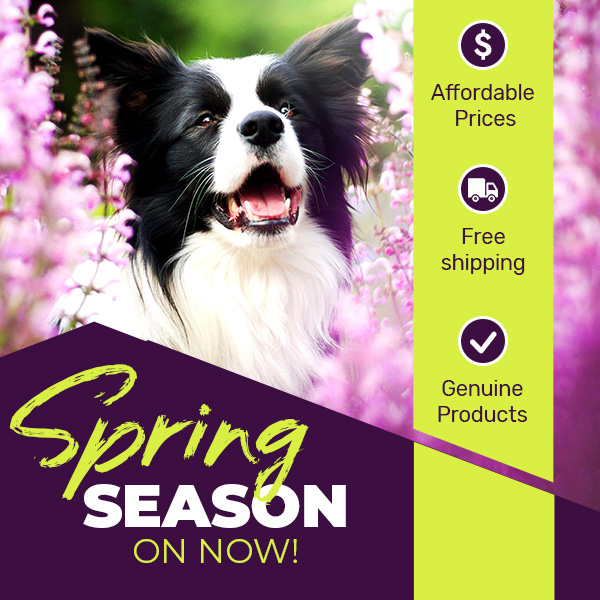 Spring Sale on Authentic PetSupply Products Store on eBay Australia