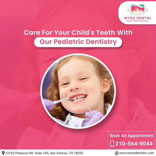 Top Rated Dentist for Kids in San Antonio