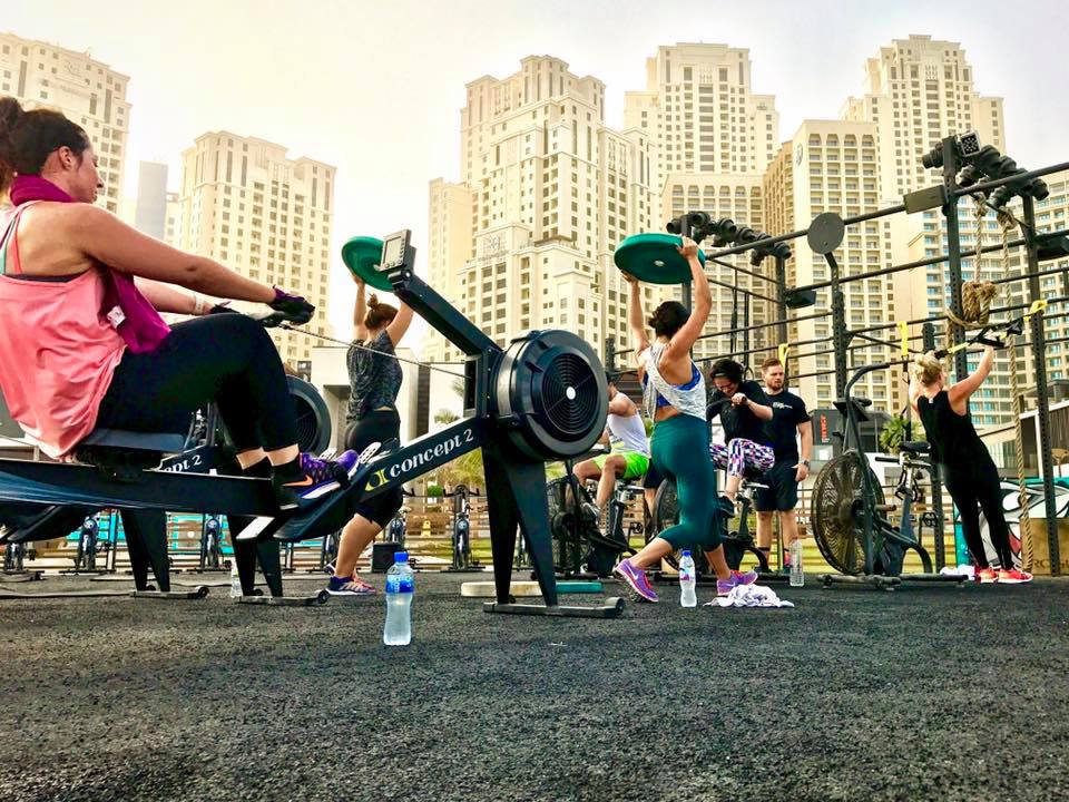 5 of Business Bays Best Gyms