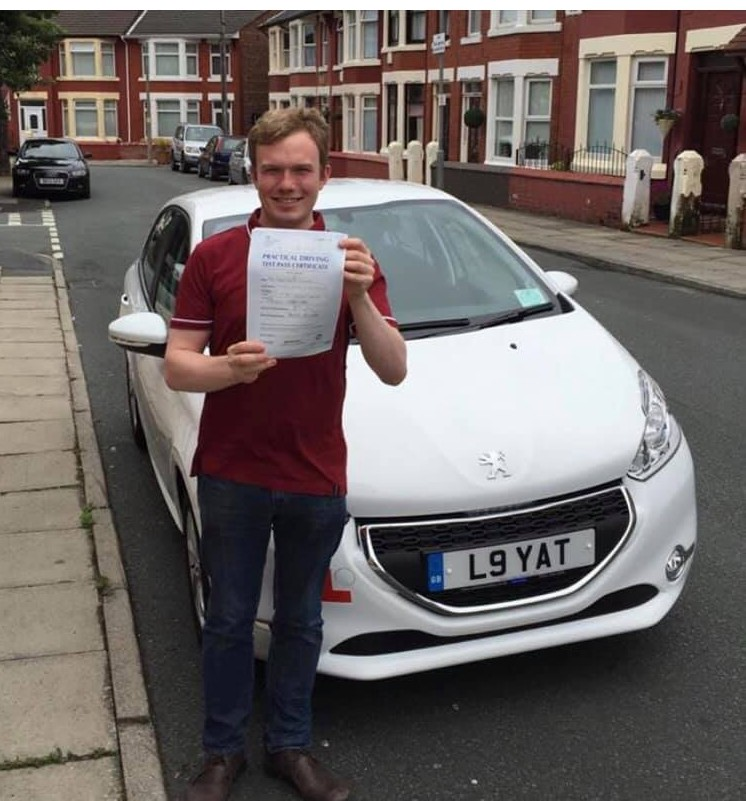 Automatic Driving Lessons Crosby