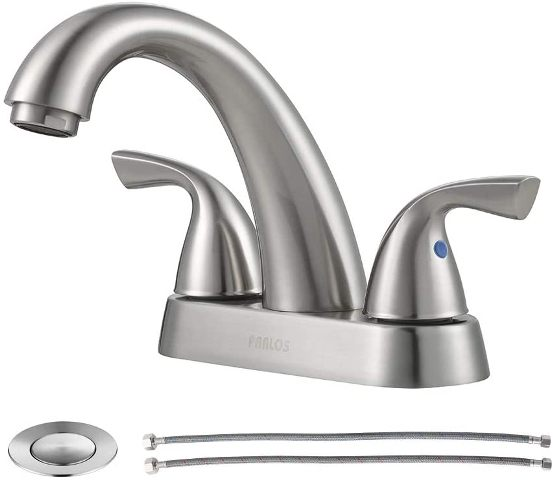 Bathroom Sink Faucets Available in Various Brands Finishing