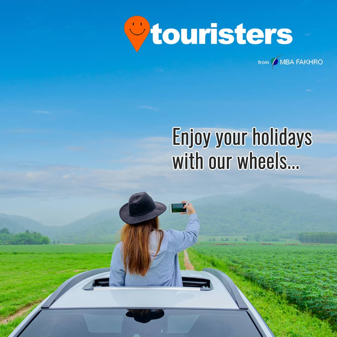 Choose your priorities and explore the places you desire with Touristers