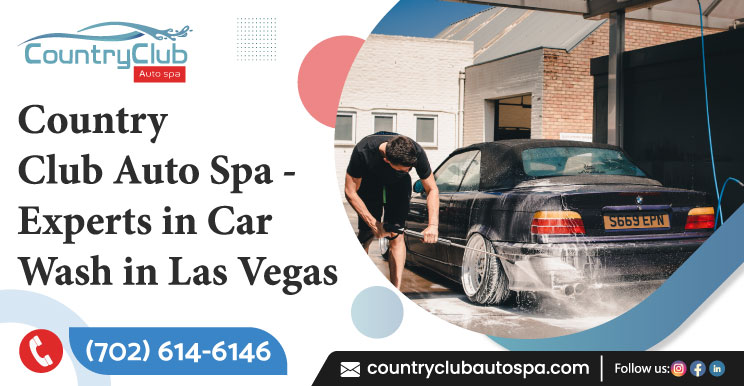 Country Club Auto Spa Experts in Car Wash in Las Vegas