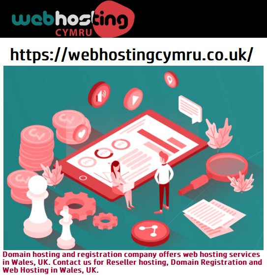Cpanel Domain Hosting and Registration in Wales, UK