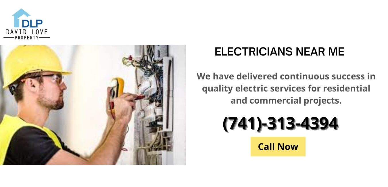 Electrician Near Me Hire Professional Electrician for Electrical wiring Re...
