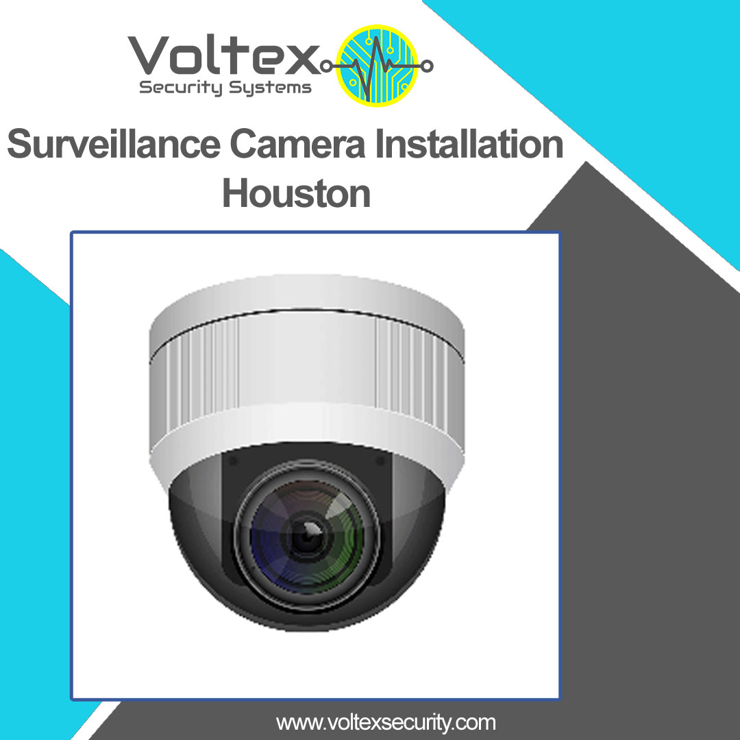Houston Commercial Security System