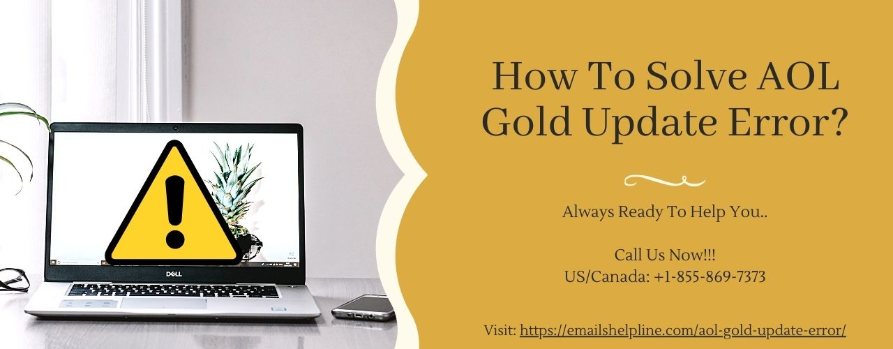 How To Solve AOL Gold Update Error Emails Helpline