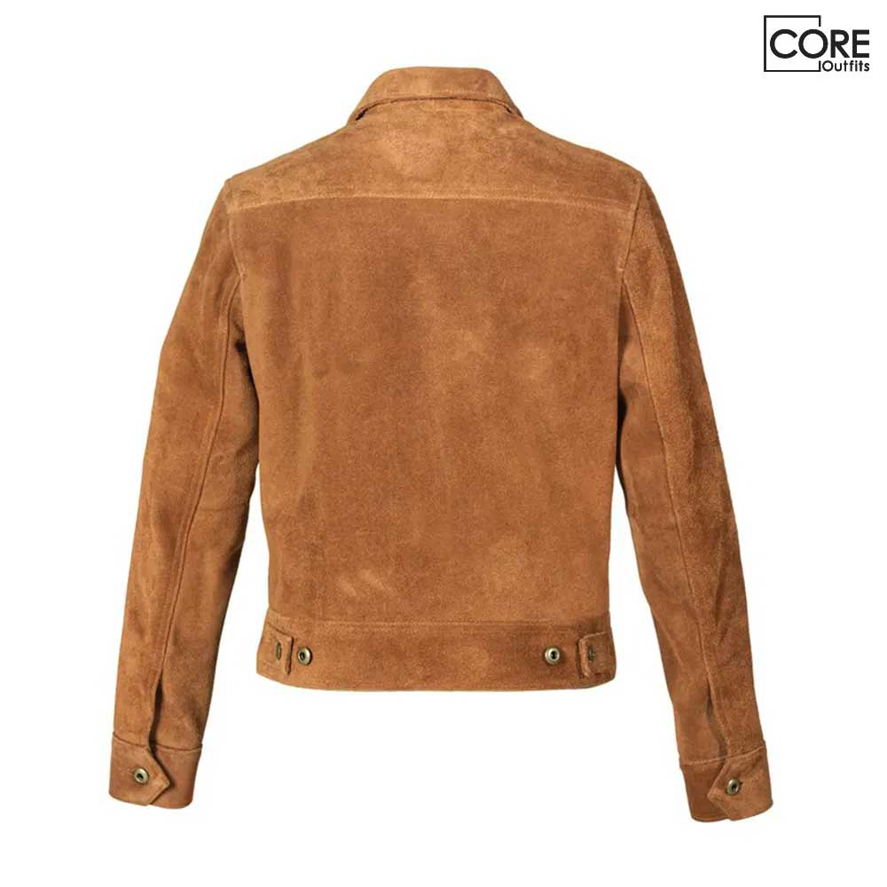 How to Wear a Womens Suede Jacket