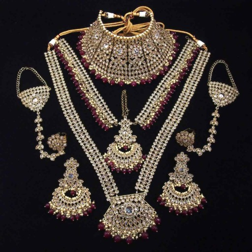 Imitation Bridal Sets Manufacturer and Supplier in Canada.