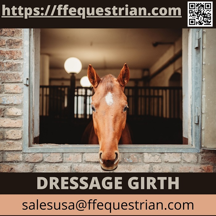 Pick Your Selection Of Dressage Girths Online