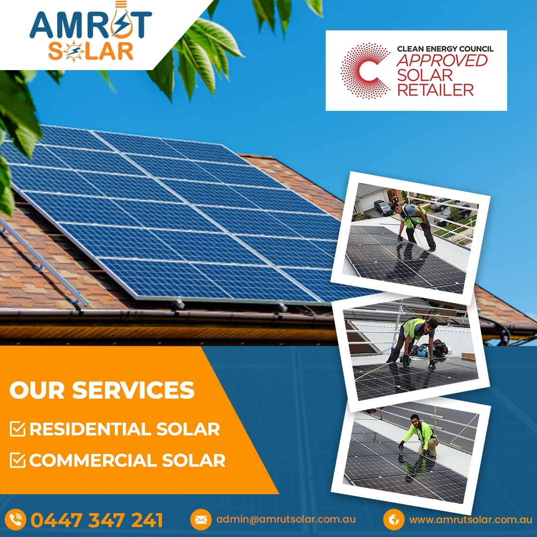 Professional Residential Solar Panel Installation Service in Melbourne