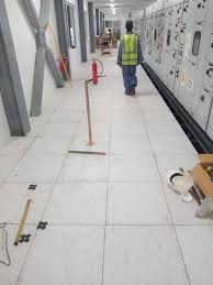 RAISED FLOOR FOR SEVER ROOMS
