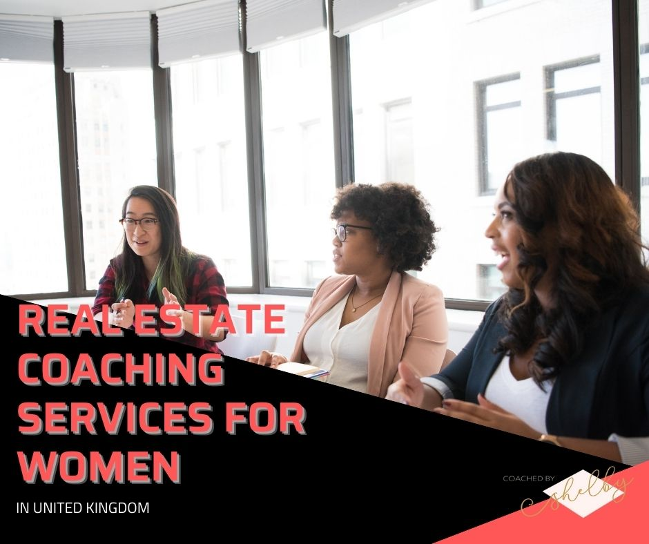 Real Estate Coaching Services For Women