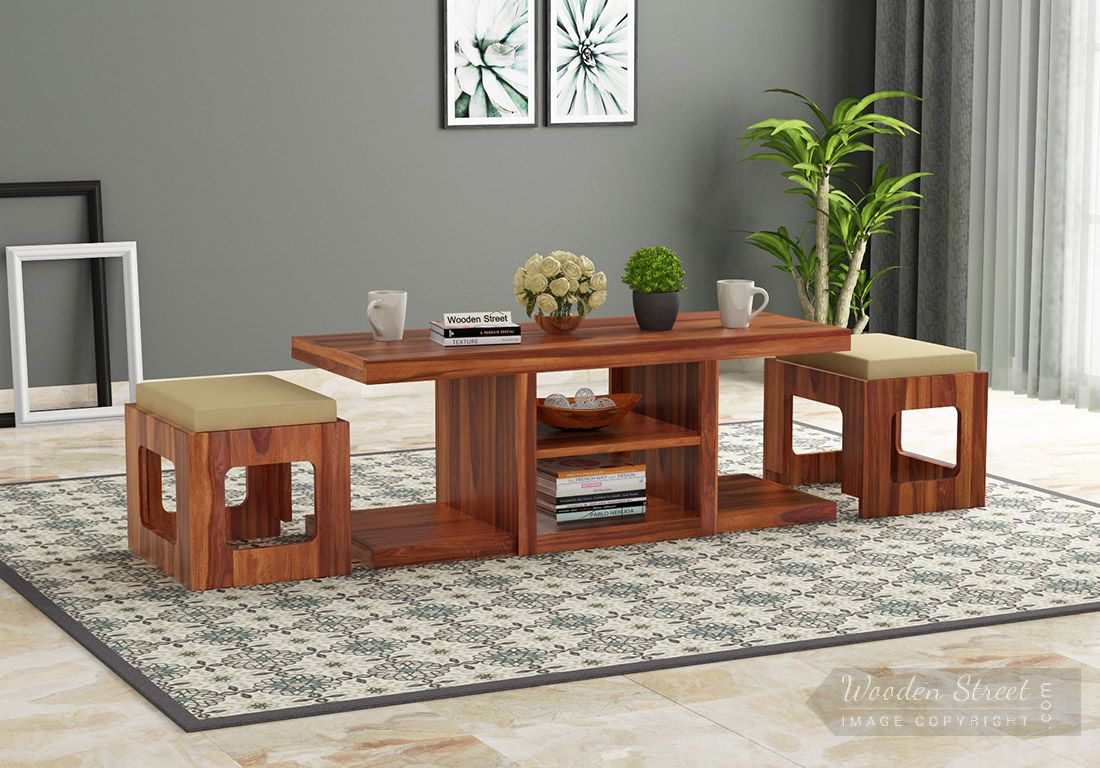 Select a best wooden table online at Wooden Street