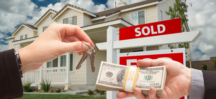 Wanna sell house for cash? Contact Us