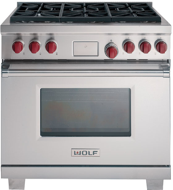 Want to know about the wolf oven range?