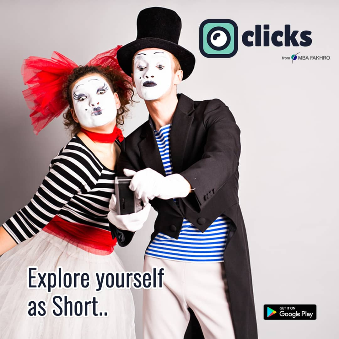 Whatever your interests are, you will find here new something on Clicks Sho...
