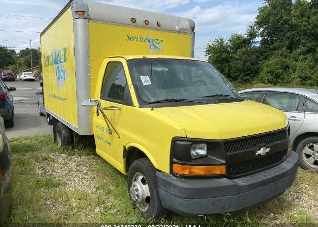 2005 CHEVROLET EXPRESS COMMERCIAL For Sale At Salvagebid