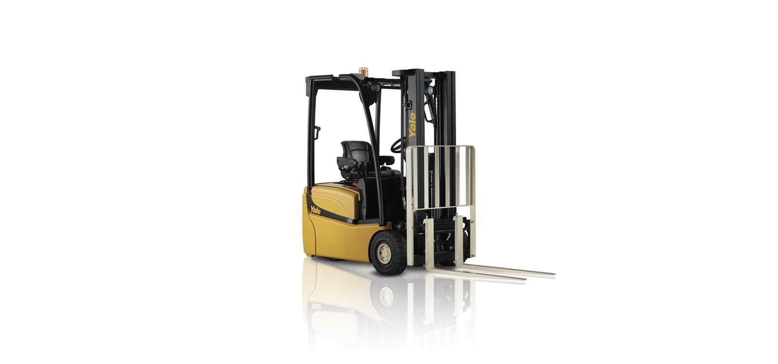 3 Wheel Electric Forklift Supplier In India