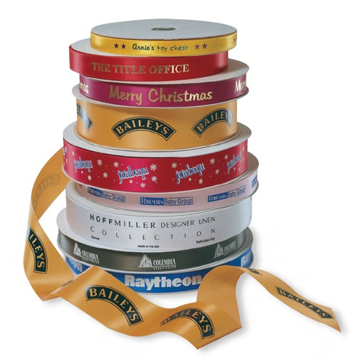 A Trusted Seller Of Custom Ribbon With Logo