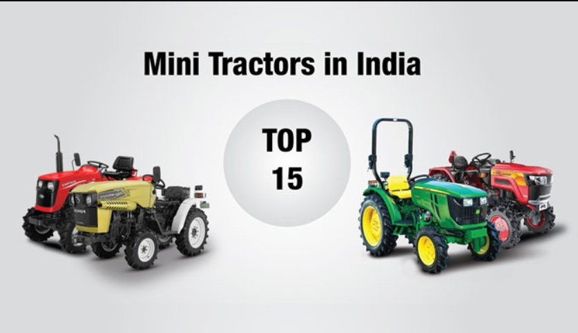 Agriculture mini tractor in India with Latest Features and Specification in...