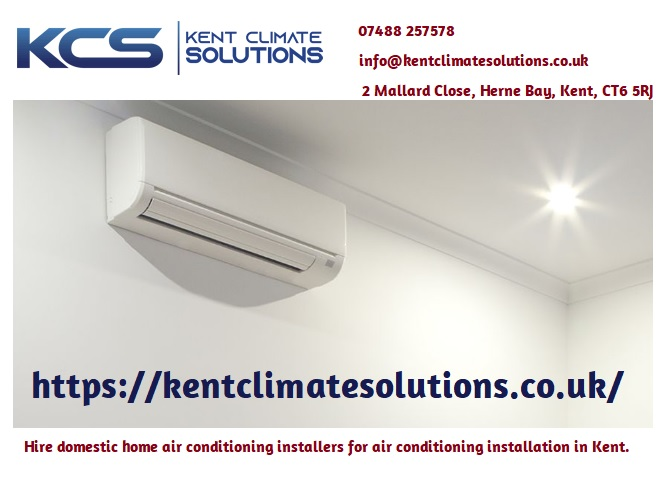 Air Conditioning Unit for Home in Kent