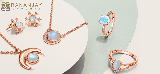 Amazing Sterling Silver Moonstone Jewelry for Women