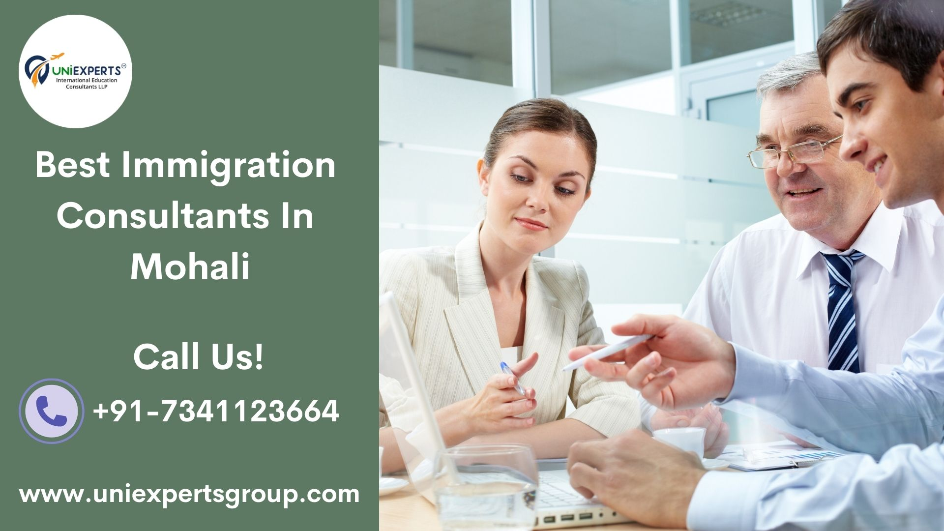Best Immigration Consultants in Mohali Study Aboard Experts