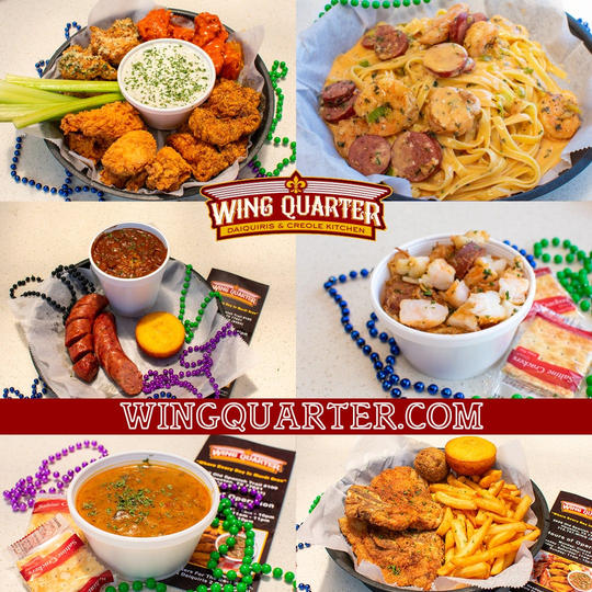 Best Quality Hot Wings and Seafood Restaurant In Houston, Texas