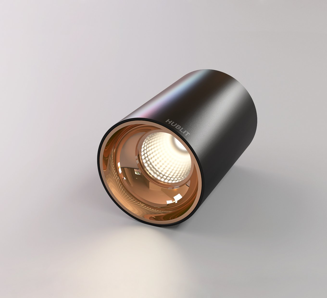 Cample LED Spot Lights Black And White Colour Online