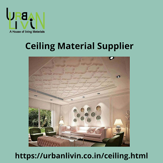 Ceiling material supplier
