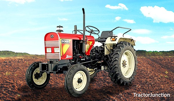 Eicher 242 Tractor Price in India For Farming