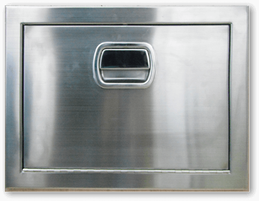 Ensure Better Safety Durability with Stainless Steel Rubbish Chute