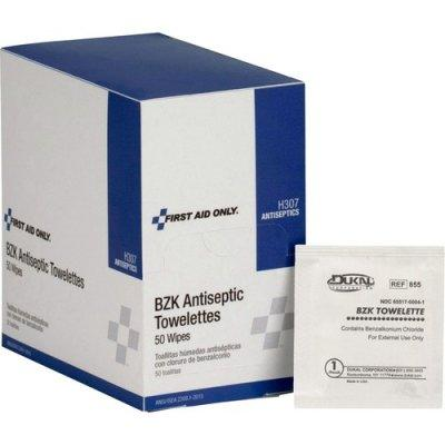 First Aid Only Antiseptic Alcohol Wipes