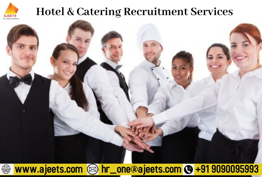 Hotel and Catering Staff Recruitment Services from India, Nepal, Bangladesh